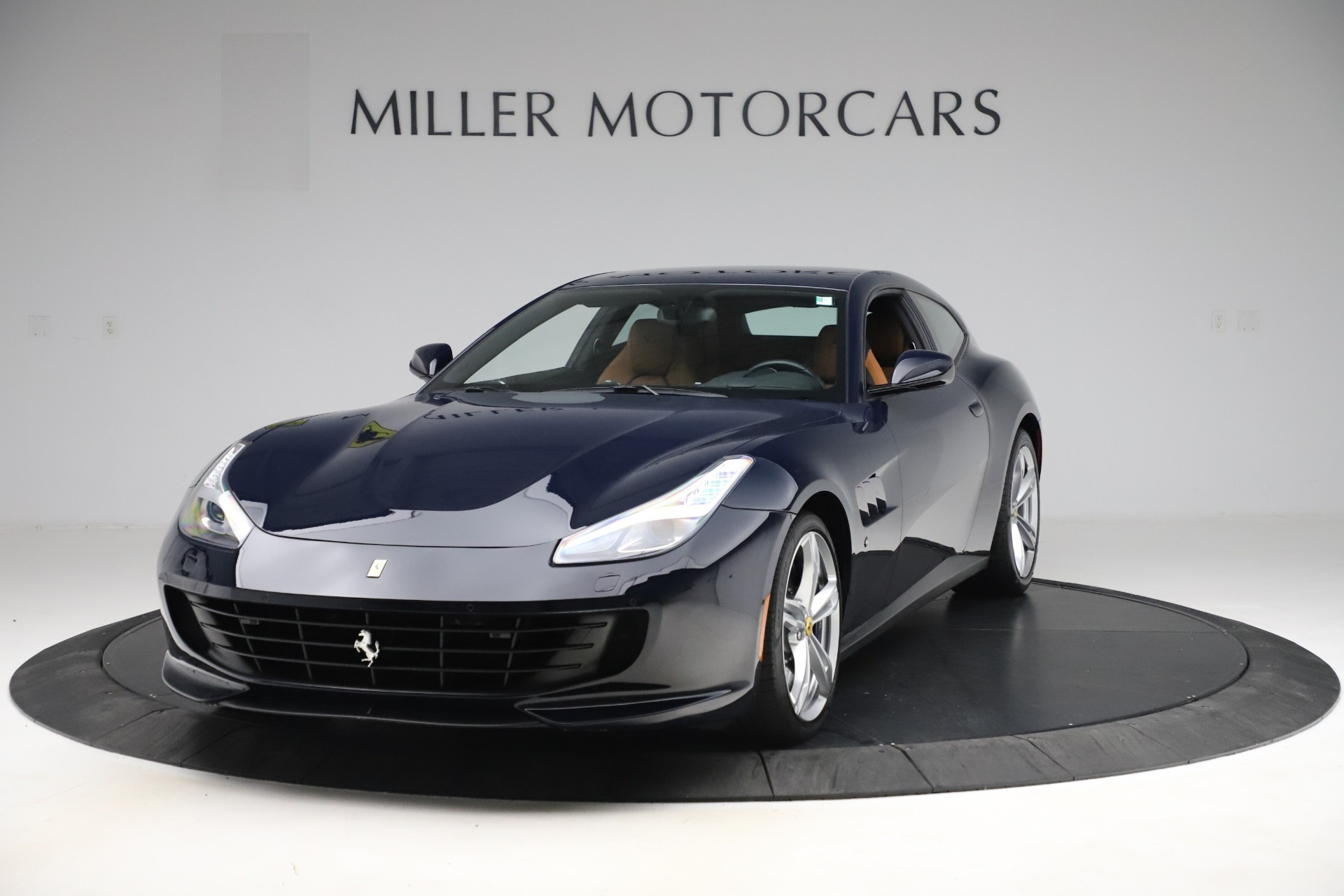 Used 2017 Ferrari GTC4Lusso for sale $221,900 at Pagani of Greenwich in Greenwich CT 06830 1