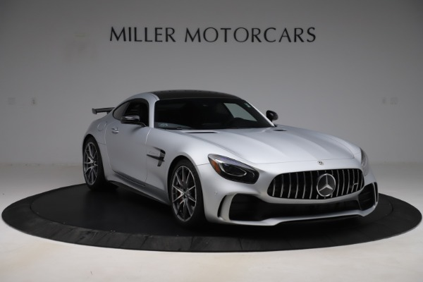 Used 2018 Mercedes-Benz AMG GT R for sale Sold at Pagani of Greenwich in Greenwich CT 06830 11