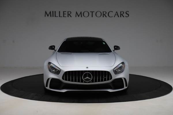 Used 2018 Mercedes-Benz AMG GT R for sale Sold at Pagani of Greenwich in Greenwich CT 06830 12