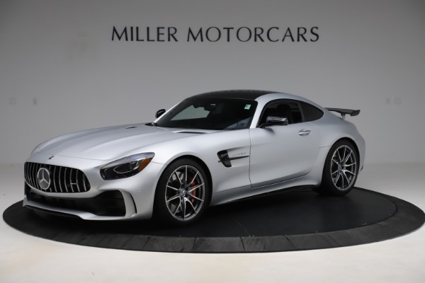 Used 2018 Mercedes-Benz AMG GT R for sale Sold at Pagani of Greenwich in Greenwich CT 06830 2