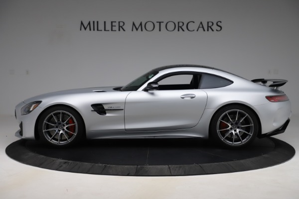 Used 2018 Mercedes-Benz AMG GT R for sale Sold at Pagani of Greenwich in Greenwich CT 06830 3