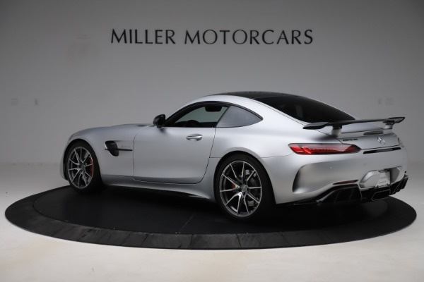 Used 2018 Mercedes-Benz AMG GT R for sale Sold at Pagani of Greenwich in Greenwich CT 06830 4