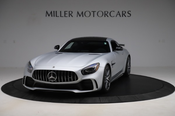 Used 2018 Mercedes-Benz AMG GT R for sale Sold at Pagani of Greenwich in Greenwich CT 06830 1