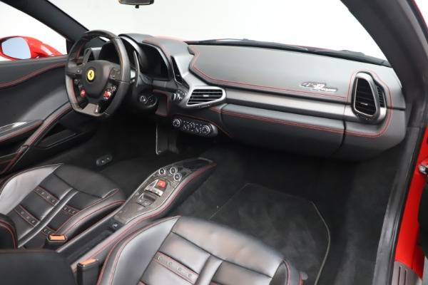 Used 2015 Ferrari 458 Spider for sale Sold at Pagani of Greenwich in Greenwich CT 06830 23