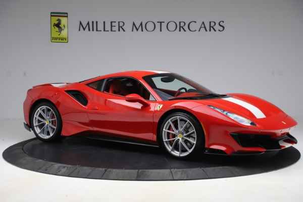 Used 2019 Ferrari 488 Pista for sale $469,900 at Pagani of Greenwich in Greenwich CT 06830 10