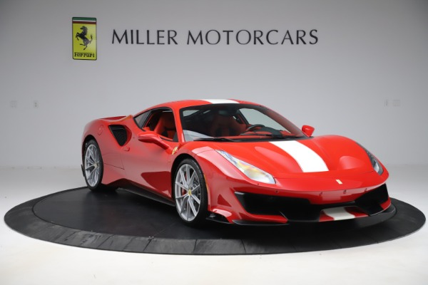 Used 2019 Ferrari 488 Pista for sale $469,900 at Pagani of Greenwich in Greenwich CT 06830 11