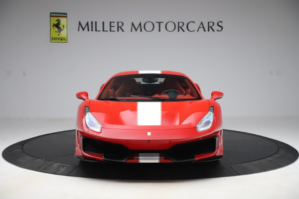 Used 2019 Ferrari 488 Pista for sale $469,900 at Pagani of Greenwich in Greenwich CT 06830 12