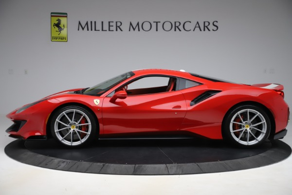 Used 2019 Ferrari 488 Pista for sale $469,900 at Pagani of Greenwich in Greenwich CT 06830 3