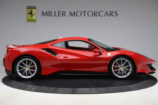 Used 2019 Ferrari 488 Pista for sale $469,900 at Pagani of Greenwich in Greenwich CT 06830 9