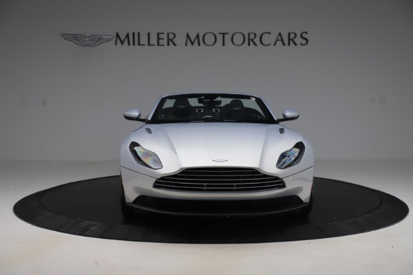 Used 2020 Aston Martin DB11 Volante Convertible for sale Sold at Pagani of Greenwich in Greenwich CT 06830 11