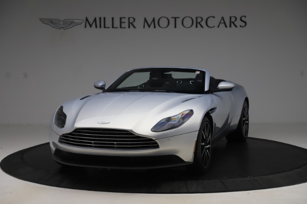 Used 2020 Aston Martin DB11 Volante Convertible for sale Sold at Pagani of Greenwich in Greenwich CT 06830 12