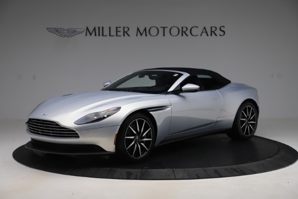 Used 2020 Aston Martin DB11 Volante Convertible for sale Sold at Pagani of Greenwich in Greenwich CT 06830 13
