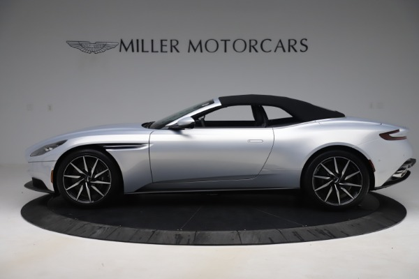 Used 2020 Aston Martin DB11 Volante Convertible for sale Sold at Pagani of Greenwich in Greenwich CT 06830 14