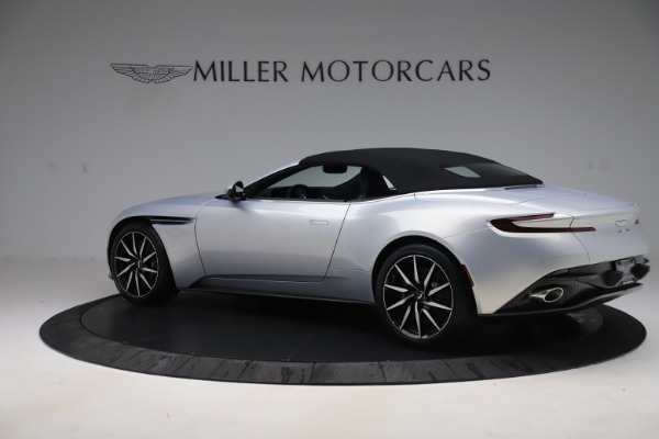 Used 2020 Aston Martin DB11 Volante Convertible for sale Sold at Pagani of Greenwich in Greenwich CT 06830 15