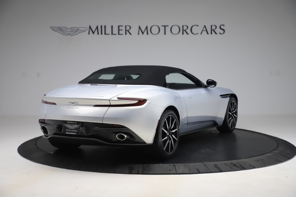 Used 2020 Aston Martin DB11 Volante Convertible for sale Sold at Pagani of Greenwich in Greenwich CT 06830 16