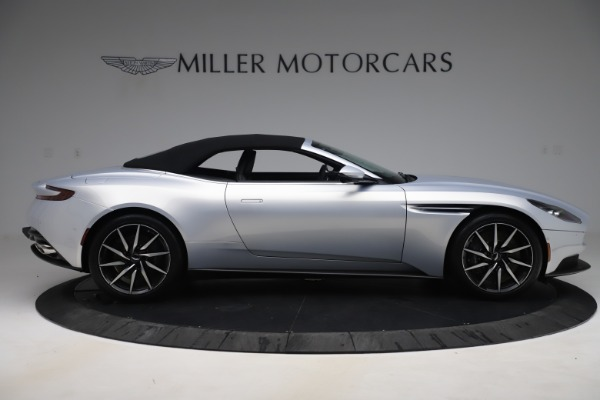 Used 2020 Aston Martin DB11 Volante Convertible for sale Sold at Pagani of Greenwich in Greenwich CT 06830 17
