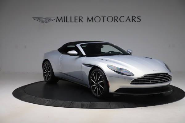 Used 2020 Aston Martin DB11 Volante Convertible for sale Sold at Pagani of Greenwich in Greenwich CT 06830 18