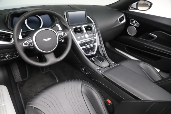 Used 2020 Aston Martin DB11 Volante Convertible for sale Sold at Pagani of Greenwich in Greenwich CT 06830 21