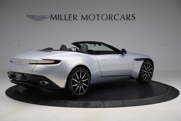 Used 2020 Aston Martin DB11 Volante Convertible for sale Sold at Pagani of Greenwich in Greenwich CT 06830 7