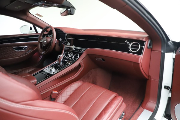 New 2020 Bentley Continental GT V8 for sale Sold at Pagani of Greenwich in Greenwich CT 06830 28