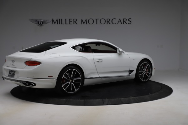 New 2020 Bentley Continental GT V8 for sale Sold at Pagani of Greenwich in Greenwich CT 06830 9
