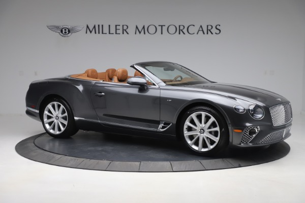 New 2020 Bentley Continental GTC V8 for sale $266,665 at Pagani of Greenwich in Greenwich CT 06830 10