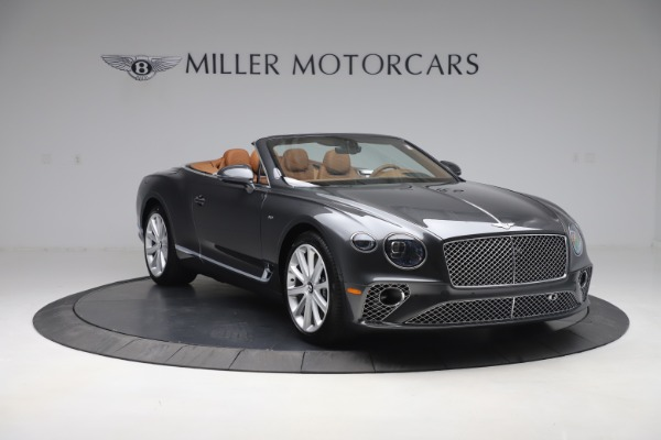 New 2020 Bentley Continental GTC V8 for sale $266,665 at Pagani of Greenwich in Greenwich CT 06830 11