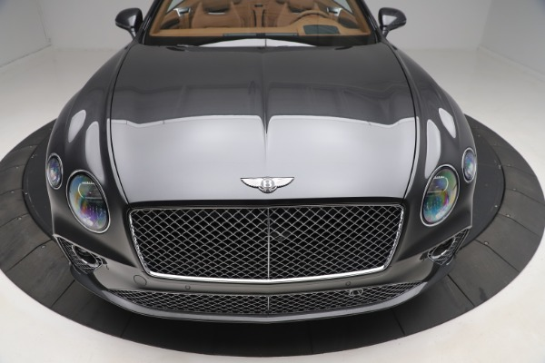New 2020 Bentley Continental GTC V8 for sale $266,665 at Pagani of Greenwich in Greenwich CT 06830 12
