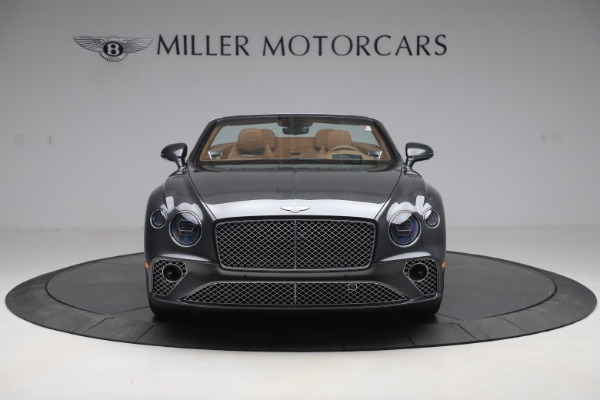 New 2020 Bentley Continental GTC V8 for sale $266,665 at Pagani of Greenwich in Greenwich CT 06830 13