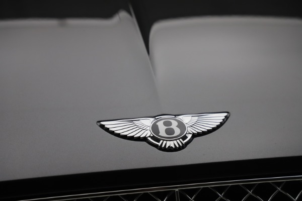 New 2020 Bentley Continental GTC V8 for sale $266,665 at Pagani of Greenwich in Greenwich CT 06830 14