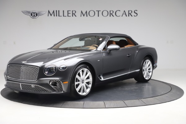 New 2020 Bentley Continental GTC V8 for sale $266,665 at Pagani of Greenwich in Greenwich CT 06830 16