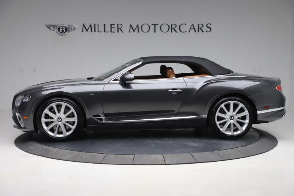 New 2020 Bentley Continental GTC V8 for sale $266,665 at Pagani of Greenwich in Greenwich CT 06830 17