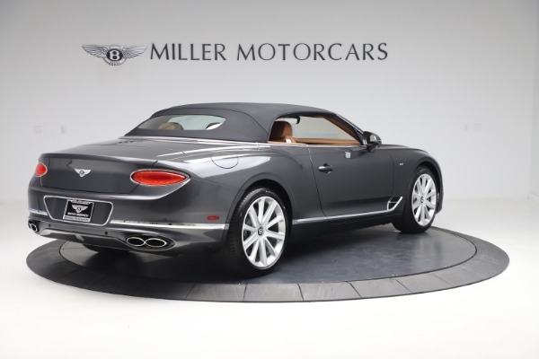 New 2020 Bentley Continental GTC V8 for sale $266,665 at Pagani of Greenwich in Greenwich CT 06830 19