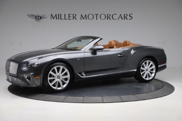 New 2020 Bentley Continental GTC V8 for sale $266,665 at Pagani of Greenwich in Greenwich CT 06830 2