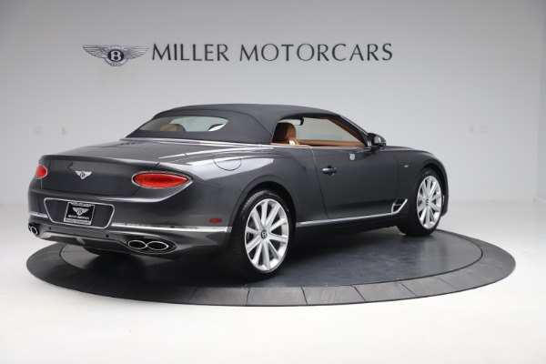 New 2020 Bentley Continental GTC V8 for sale $266,665 at Pagani of Greenwich in Greenwich CT 06830 20