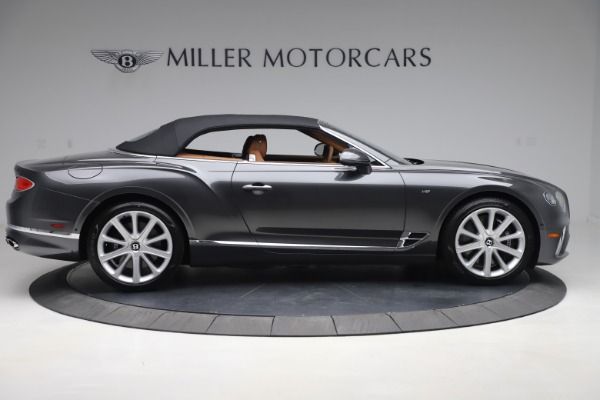 New 2020 Bentley Continental GTC V8 for sale $266,665 at Pagani of Greenwich in Greenwich CT 06830 21