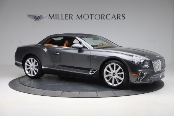 New 2020 Bentley Continental GTC V8 for sale $266,665 at Pagani of Greenwich in Greenwich CT 06830 22