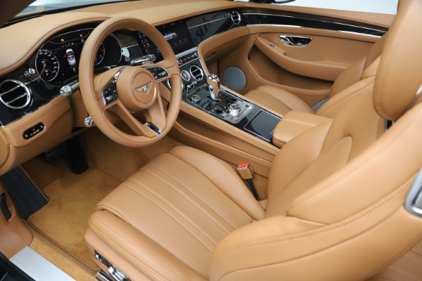 New 2020 Bentley Continental GTC V8 for sale $266,665 at Pagani of Greenwich in Greenwich CT 06830 25