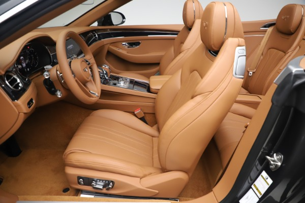 New 2020 Bentley Continental GTC V8 for sale $266,665 at Pagani of Greenwich in Greenwich CT 06830 26