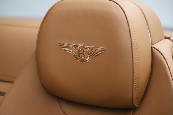 New 2020 Bentley Continental GTC V8 for sale $266,665 at Pagani of Greenwich in Greenwich CT 06830 28
