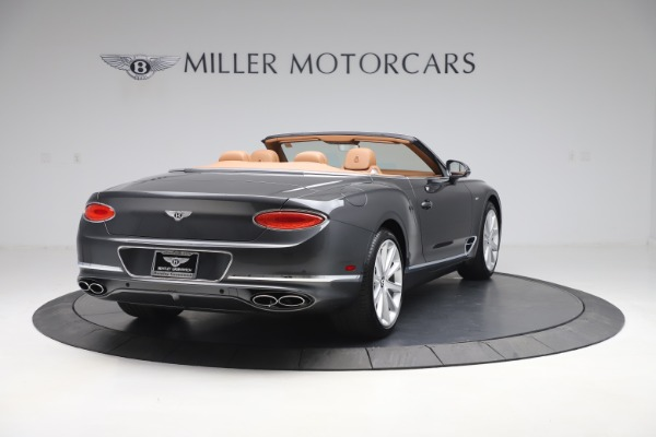 New 2020 Bentley Continental GTC V8 for sale $266,665 at Pagani of Greenwich in Greenwich CT 06830 7