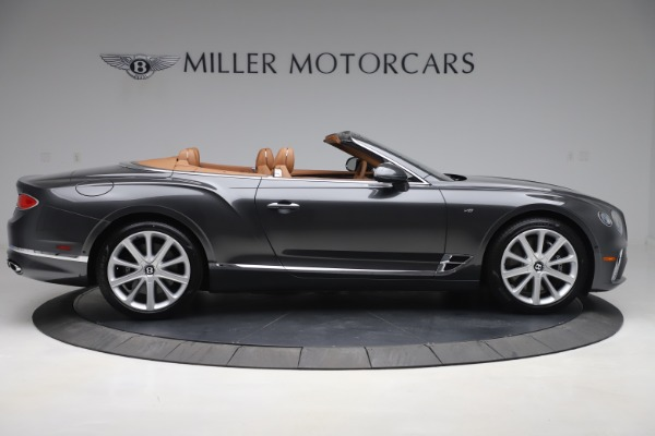 New 2020 Bentley Continental GTC V8 for sale $266,665 at Pagani of Greenwich in Greenwich CT 06830 9