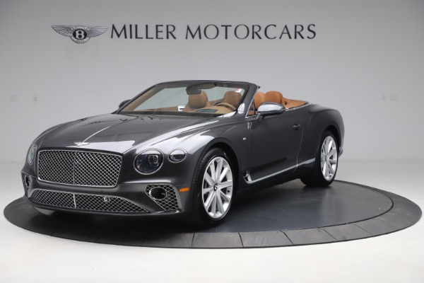New 2020 Bentley Continental GTC V8 for sale $266,665 at Pagani of Greenwich in Greenwich CT 06830 1