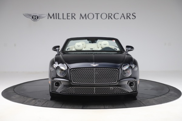 New 2020 Bentley Continental GTC V8 for sale $275,900 at Pagani of Greenwich in Greenwich CT 06830 12