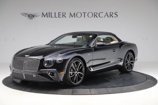 New 2020 Bentley Continental GTC V8 for sale $275,900 at Pagani of Greenwich in Greenwich CT 06830 13