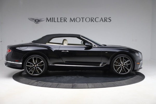 New 2020 Bentley Continental GTC V8 for sale $275,900 at Pagani of Greenwich in Greenwich CT 06830 17