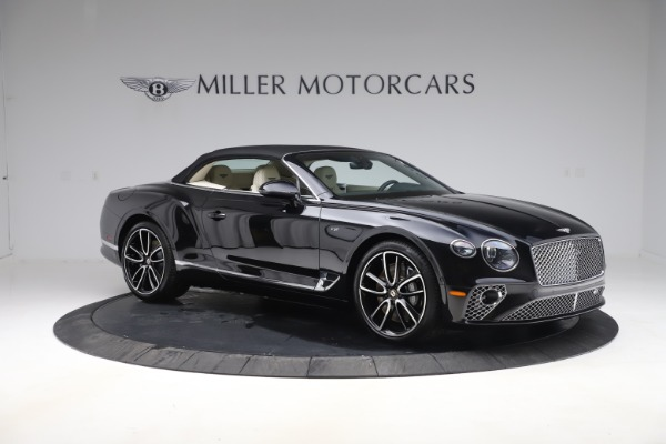 New 2020 Bentley Continental GTC V8 for sale $275,900 at Pagani of Greenwich in Greenwich CT 06830 18