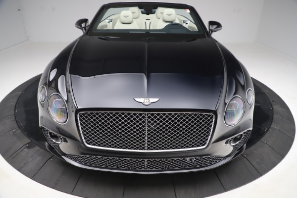 New 2020 Bentley Continental GTC V8 for sale $275,900 at Pagani of Greenwich in Greenwich CT 06830 20