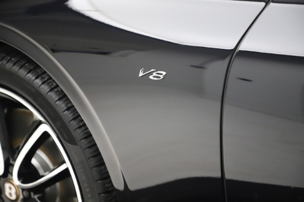 New 2020 Bentley Continental GTC V8 for sale $275,900 at Pagani of Greenwich in Greenwich CT 06830 22