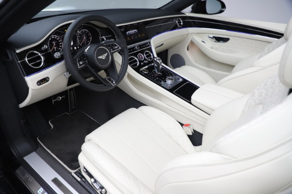 New 2020 Bentley Continental GTC V8 for sale $275,900 at Pagani of Greenwich in Greenwich CT 06830 24